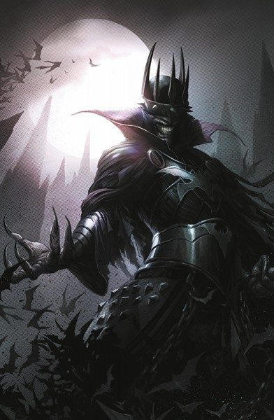 Batman - Death Metal 2 Variant A Cover