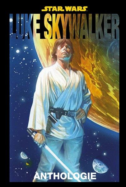 Star Wars - Die Luke Skywalker-Anthologie Cover