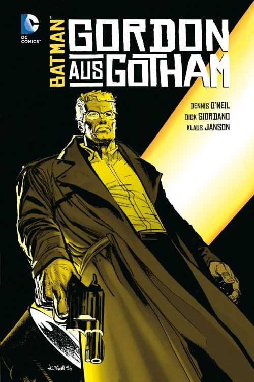 Batman - Gordon aus Gotham Hardcover