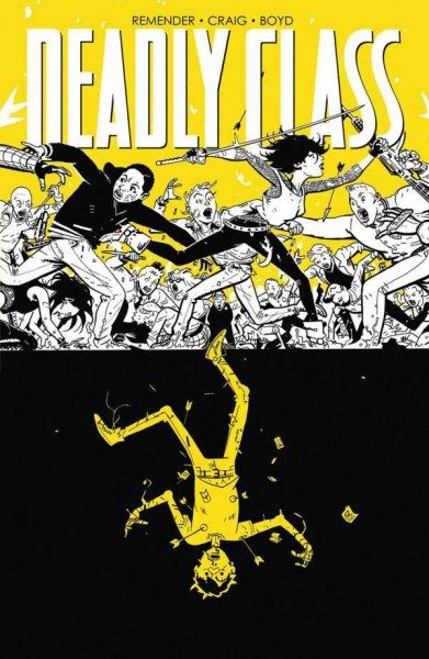 Deadly Class 4: Stirb für mich! Cover