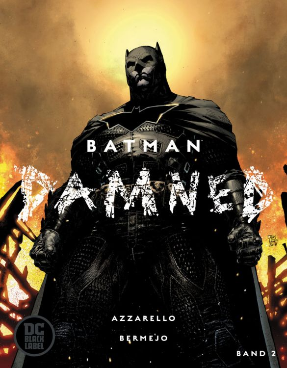 Batman - Damned 2 Variant