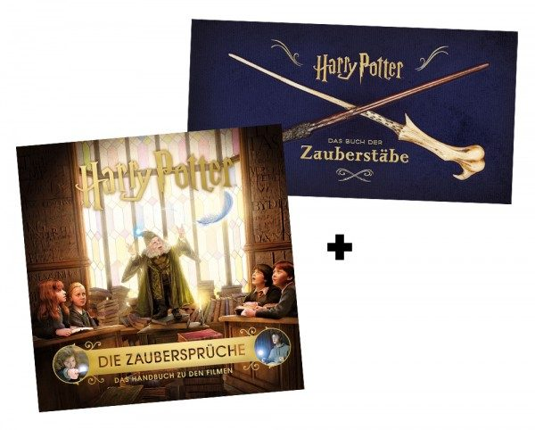 Harry Potter Zauberbundle Inhalt