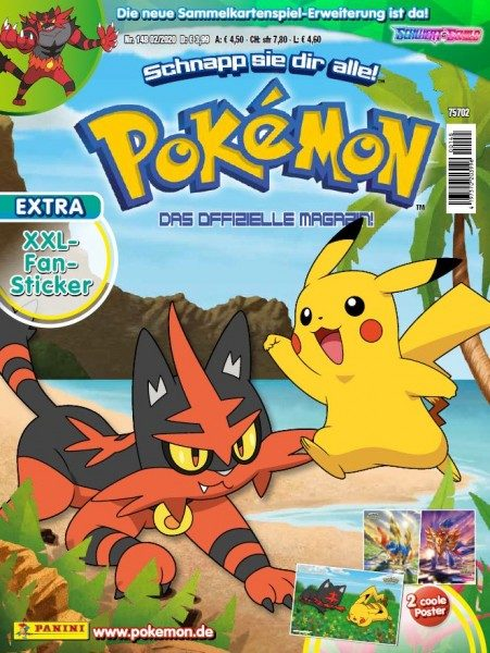 Pokémon Magazin 148 Cover