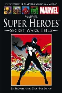 Hachette Marvel Collection 41 - Marvel Super Heroes - Secret Wars, Teil II