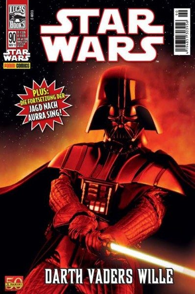 Star Wars 90 - Darth Vaders Wille