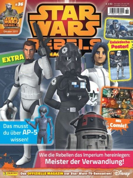 Star Wars - Rebels - Magazin 36