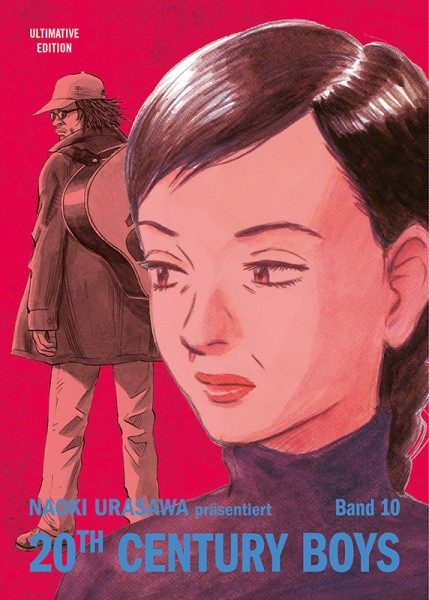 20th Century Boys: Ultimative Edition 10 Cover