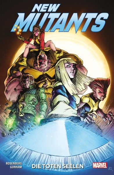 New Mutants: Die toten Seelen Cover
