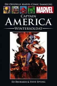 Hachette Marvel Collection 21 - Captain America - Wintersoldat