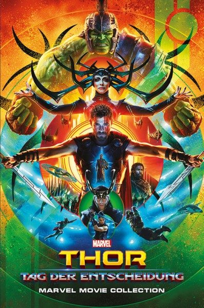 Marvel Movie Collection: Thor - Tag der Entscheidung Cover