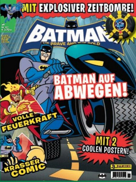 Batman - The Brave and the Bold 9
