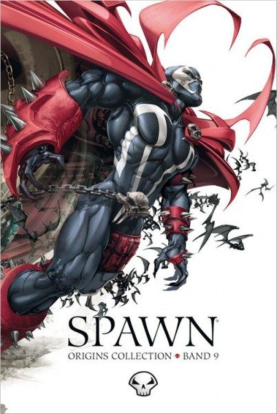 Spawn Origins Collection 9 Cover
