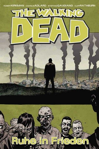 The Walking Dead 32: Ruhe in Frieden Cover