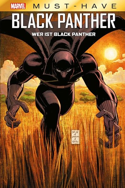 Marvel Must-Have - Black Panther - Wer ist Black Panther? Cover