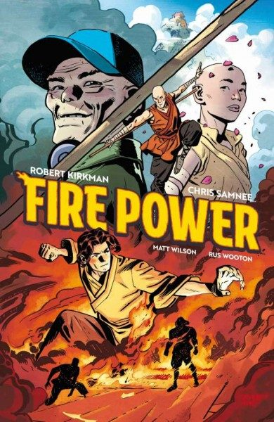 Fire Power 1 Cover