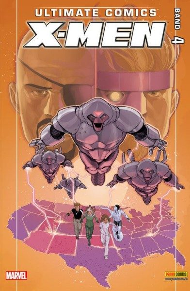 Ultimate Comics - X-Men 4 Variant - Comic Action 2013