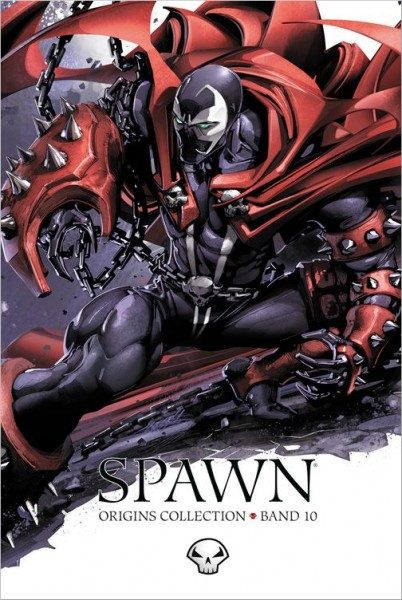 Spawn Origins Collection 10 Cover