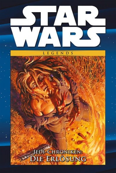 Star Wars Comic-Kollektion 115 - Jedi-Chroniken - Die Erlösung Cover