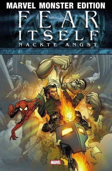 Marvel Monster Edition 39 - Fear Itself - Nackte Angst