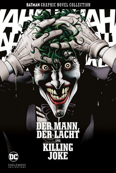 Batman Graphic Novel Collection 34 - Der Mann der lacht / Killing Joke Cover