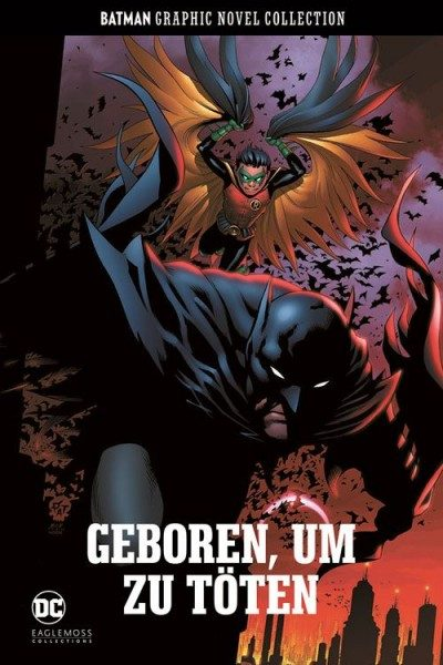 Batman Graphic Novel Collection 3 - Geboren, um zu töten