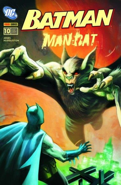 Batman Sonderband 10 - Man-Bat