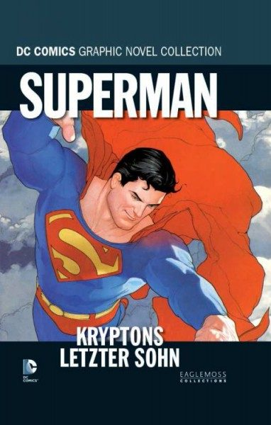 Eaglemoss DC Collection 3 - Kryptons Letzter Sohn