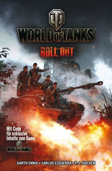 World of Tanks - Roll Out 1