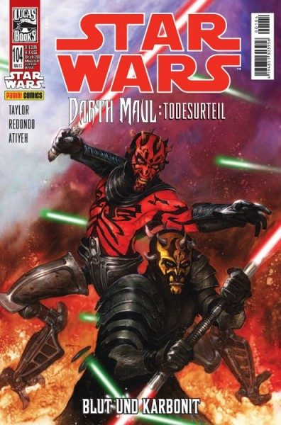 Star Wars 103 - Darth Maul - Todesurteil