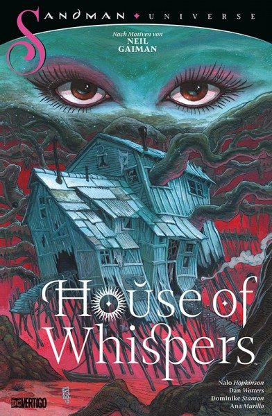 House of Whispers 1 Cover