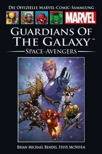 Hachette Marvel Collection 121 - Guardians of the Galaxy - Space-Avengers