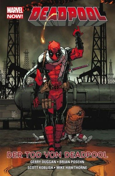 Marvel Now! - Deadpool 8