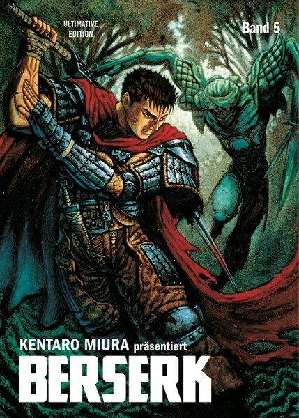 Berserk - Ultimative Edition Cover