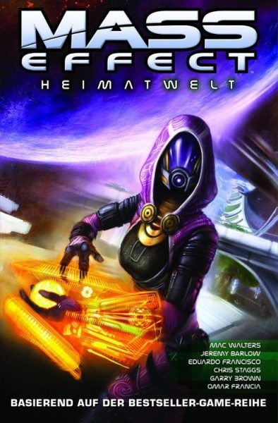 Mass Effect 4 - Heimatwelt