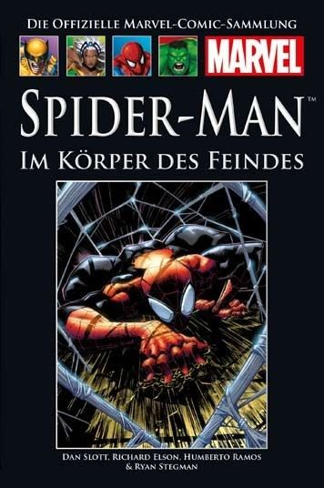 Hachette Marvel Collection 129 - Spider-Man - Im Körper des Feindes