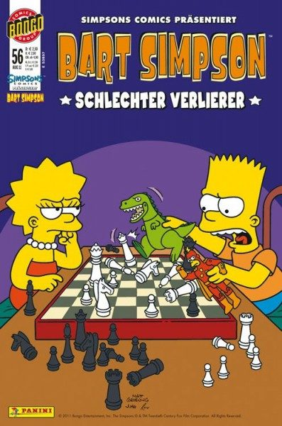 Bart Simpson Comics 56