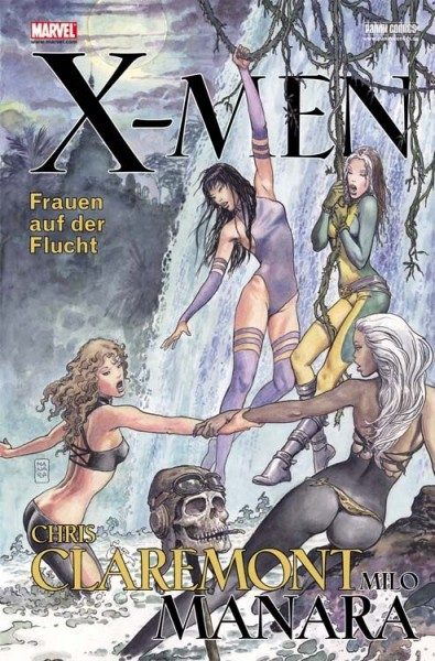Marvel Graphic Novel - X-Men - Frauen auf der Flucht