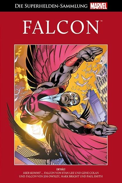Die Marvel Superhelden Sammlung 17 - Falcon