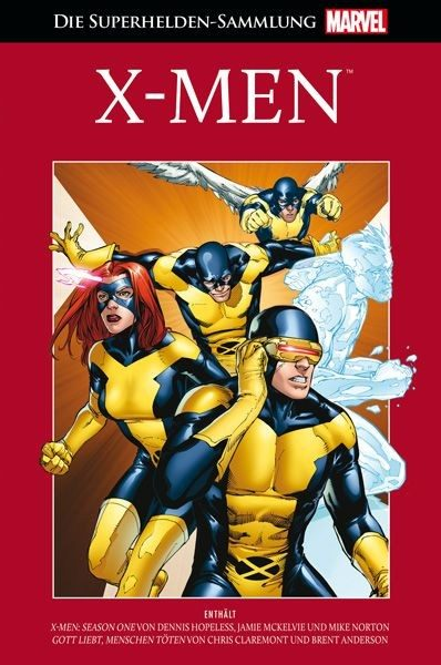 Die Marvel Superhelden Sammlung 8 - X-Men