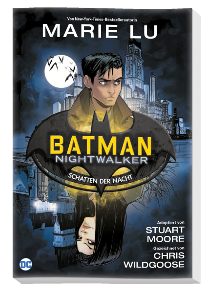 Batman  - Nightwalker - Schatten der Nacht Cover