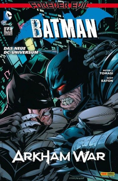 Batman Sonderband 44 - Arkham War