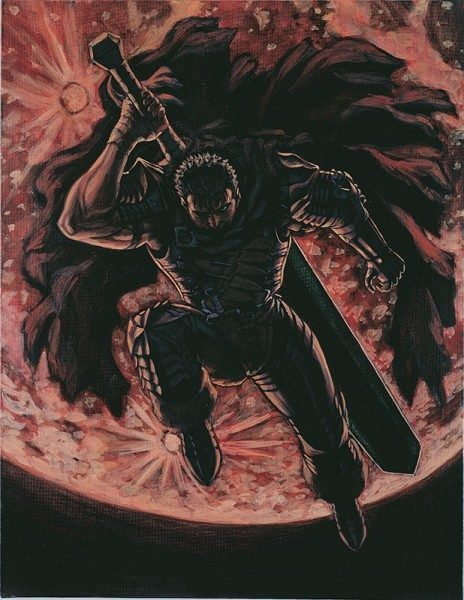 Berserk - Ultimative Edition 10 Cover