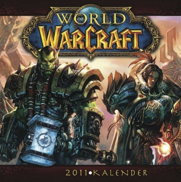 World of Warcraft - Wandkalender (2011)
