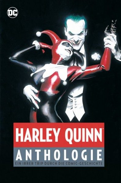Harley Quinn - Anthologie Cover