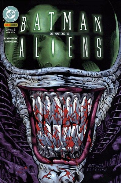 Batman/Aliens II - Band 3
