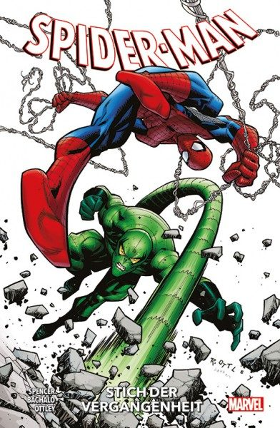 Spider-Man Paperback 3 Cover