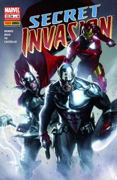 Secret Invasion 6
