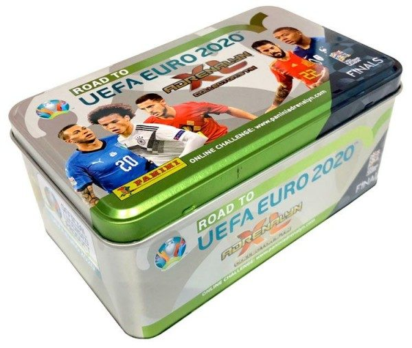 Road To UEFA Euro 2020 Adrenalyn XL - Tin-Box
