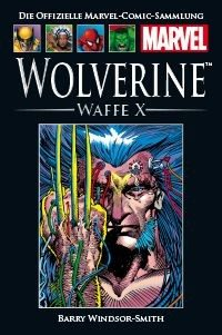 Hachette Marvel Collection 52 - Wolverine - Waffe X