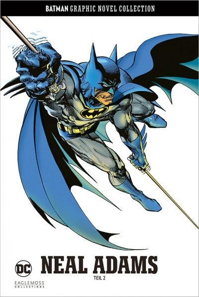 Batman Graphic Novel Collection 33: Neal Adams Teil 2 Cover